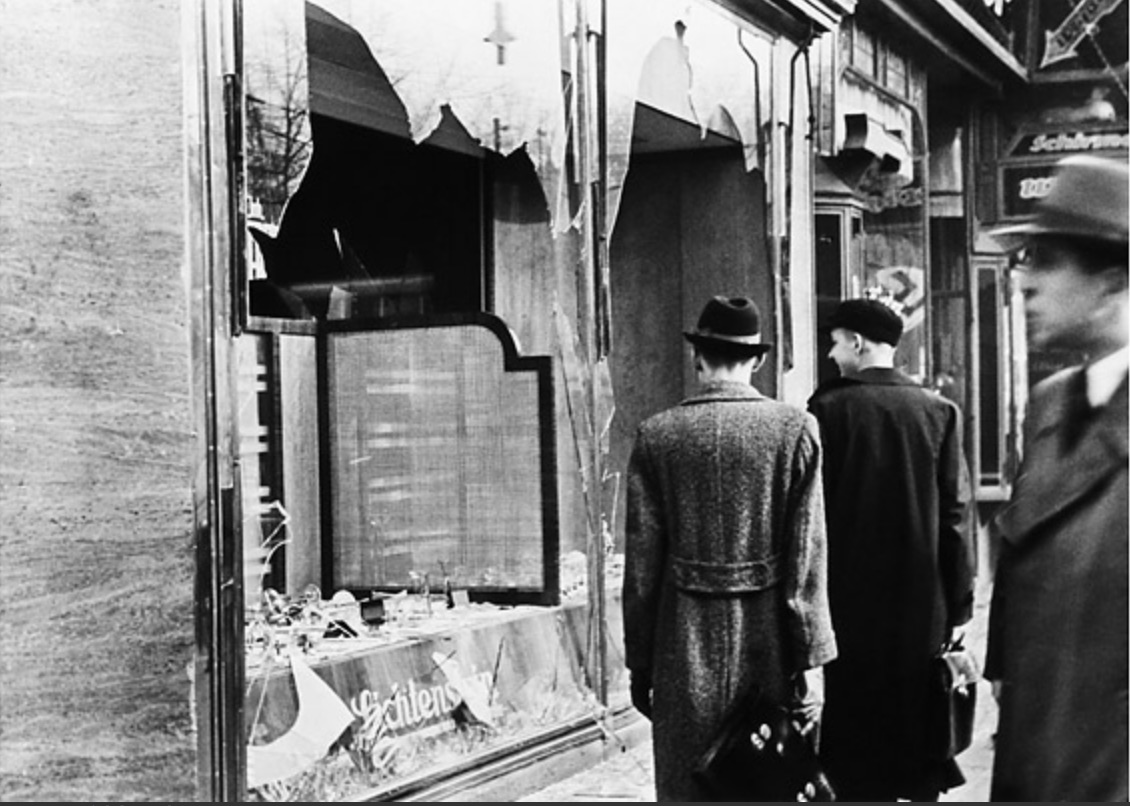 80 years after Kristallnacht